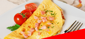 cocina omelette